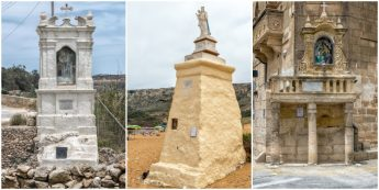 € 50,000 allocated for restoration of six historic sites in Gozo