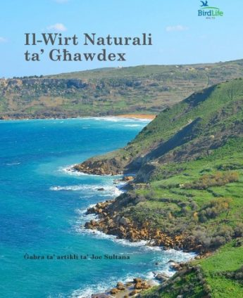 Il-Wirt Naturali ta' G?awdex: BirdLife Malta publication by Joe Sultana