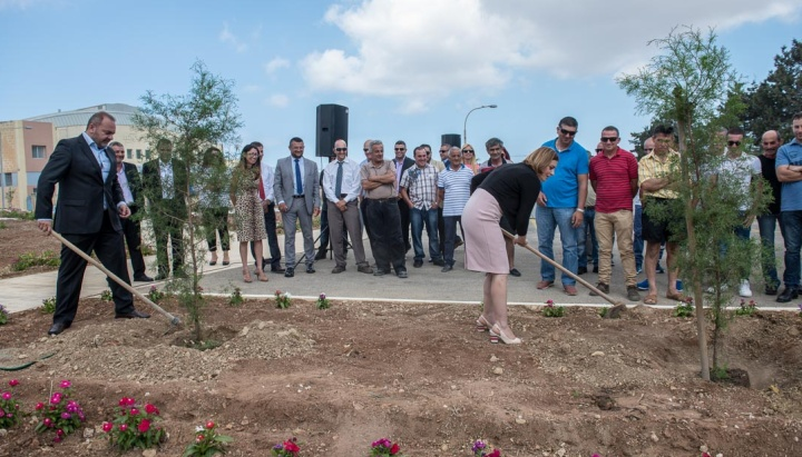 Maintenance of local industrial zones responsibility of Gozo Ministry