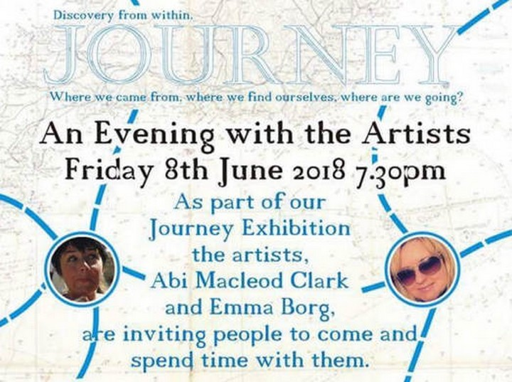 Journey: A Discovery From Within - meet the artists