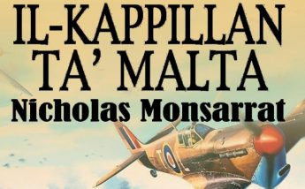 The Kappillan will be at this week's Gozo Summer Book Festival