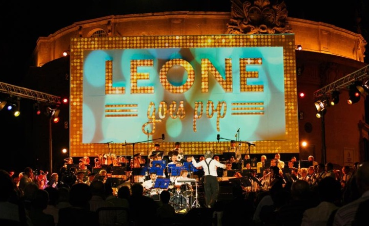 Leone Goes Pop in the heart of Victoria next Thursday evening