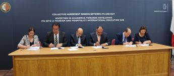ITS and MUT collective agreement to benefit ITS academics