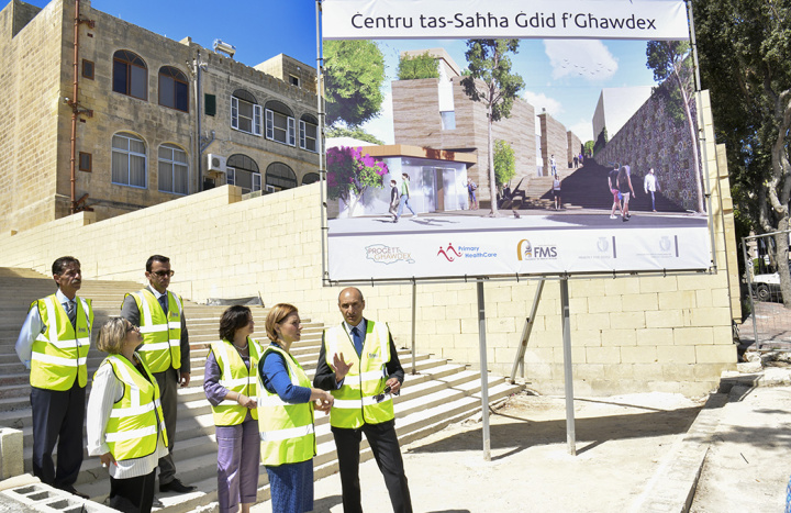New Gozo Health Centre opening in Victoria next year