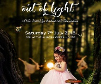 Out of Light - A dance show for all the family with Art Factory