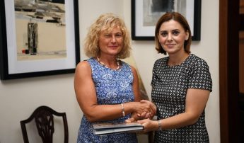 Potential cooperation with Gozo discussed with Polish Ambassador