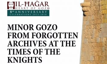 Judge Giovanni Bonello lecture and exhibitions at Il-Hagar Museum
