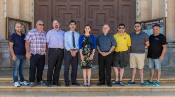 Regeneration project for St John the Baptist Square in Xewkija