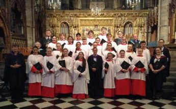 Rossall School Chapel Choir in Gozo commemorative concert