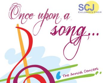 Once Upon A Song… SCJ Children's Choir concert celebrates nature