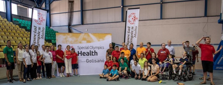 Special Olympics Health event held in Gozo a great success