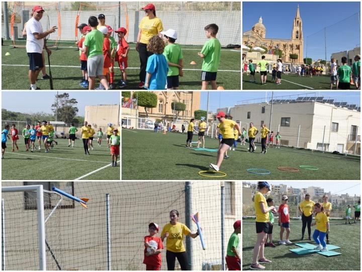 Gozo Sports Fest taking place for Girls & Women in Ghajnsielem