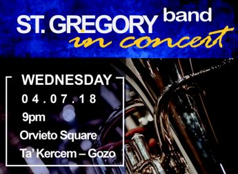 Kercem Annual Musical Concert and Show with the St Gregory Band