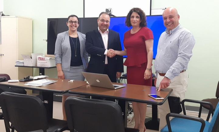 Steward Malta part-sponsoring employees on 2-year Gozo course
