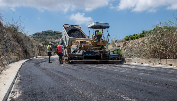 Preparations for the summer season in Gozo underway
