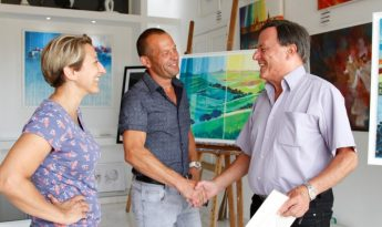 Gozitan artists should be encouraged to exhibit across Europe - Sant