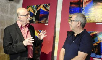 Colours of Gozo exhibition opened at Il-Hagar Museum, Victoria
