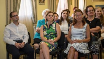 Ghaqal id-Dar closing session attended by the Minister for Gozo