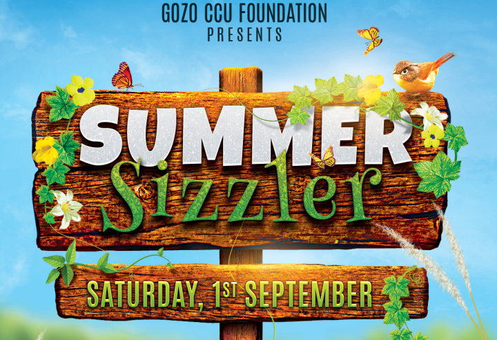 Join in a Summer Sizzler evening in aid of Gozo CCU Foundation