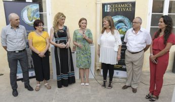 Gozo Ceramics Festival official launch for this Saturday in Xlendi