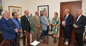 Gozo operas discussed during meeting at the Ministry for Gozo