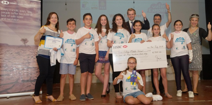 GC Middle School team to represent Malta in international event
