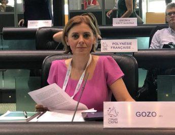 Gozo Minister participates in CPMR Political Bureau meeting