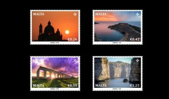 Gozo views featured on new MaltaPost SEPAC stamp issue