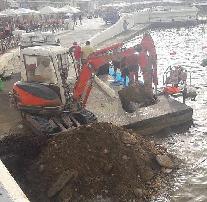 PA orders immediate removal of dumped material at Marsalforn Bay
