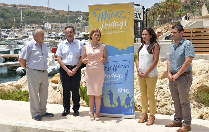 Marsalforn and Mgarr cultural and entertainment events this summer