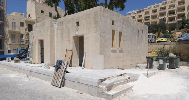 Upgrade programme underway on Gozo's public conveniences