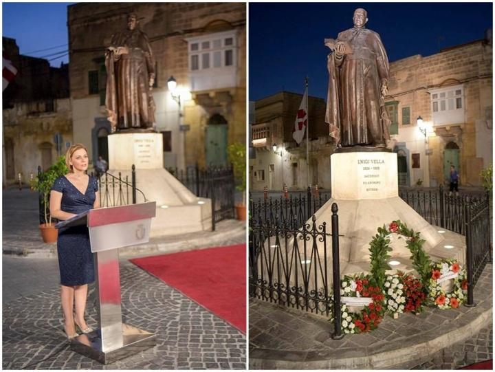 Commemorative event to mark 90th anniversary of Mgr. Luigi Vella