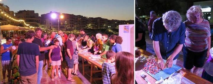 Marsal Muzajk - Hands-on mosaic workshop this Saturday in Marsalforn