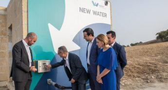 """New Water"" project launched to revitalise agricultural sector in Gozo"
