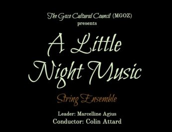 A Little Night Music: Open-air classical concert in the heart of Victoria