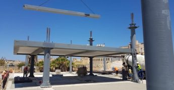 Work progressing on the Barts Medical School Campus in Gozo
