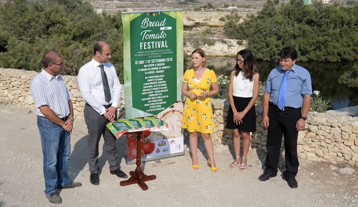 Bread and Tomato Festival to take place in Kercem