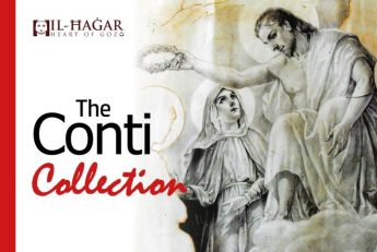 Exhibition of works by Prof Giambattista Conti at Il-Hagar Museum