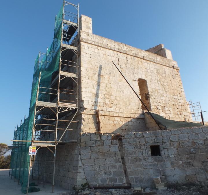 DLH restoration of White Tower achieves first anniversary goals