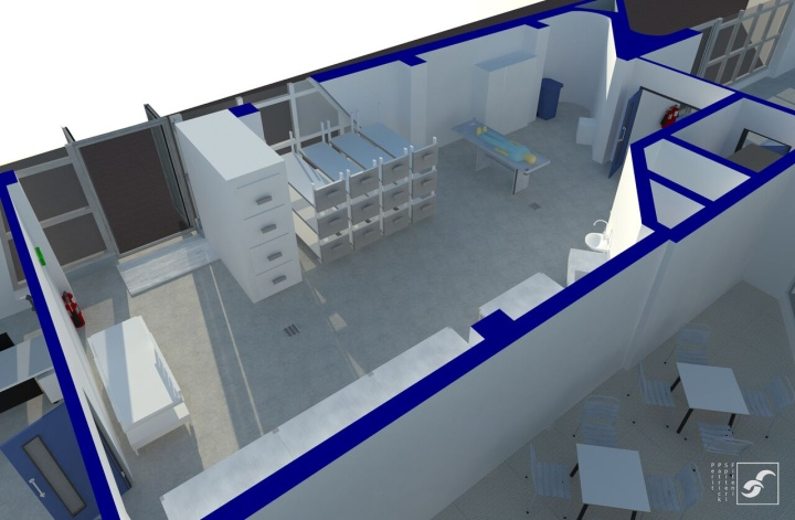 Anatomy centre due to complete at Gozo General Hospital in September