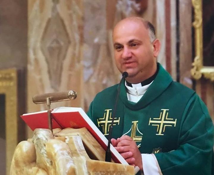 Canon Gwann Sultana appointed new Parish Priest in Zebbug, Gozo