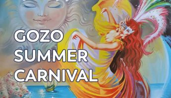 Gozo Summer Carnival activities this Saturday at Mgarr Harbour