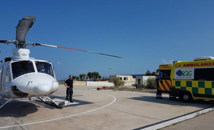 Gozo Hospital helicopter service was not unavailable: Independent Board