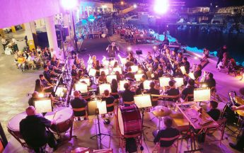 Stage and Proms on the Sea: Open-air musical evening at Mgarr Harbour