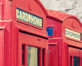 Restoration work for iconic British red telephone boxes in Valletta