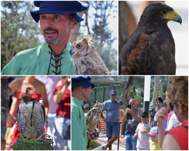 Thousands attend the traditional Santa Marija agricultural show