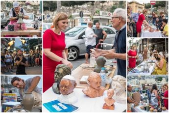 Gozo Ceramics Festival in Xlendi hailed as a great success