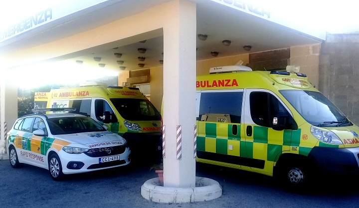 Man seriously injured after crashing his motorbike in Xewkija accident