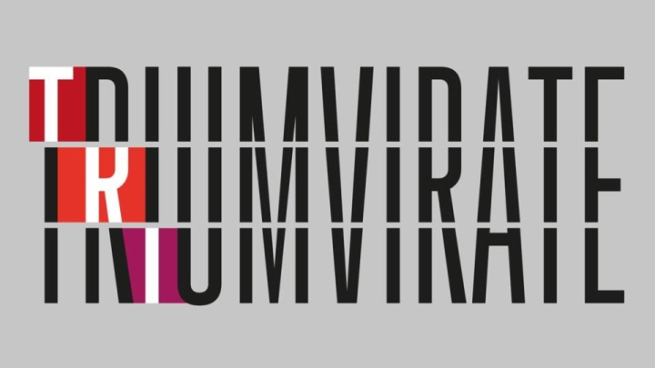 ArtHall's next exhibition - Truimvirate - opens later this month