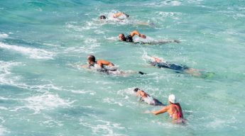 Comino Swim-Run held ahead of new documentary launch on Comino